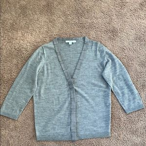 Boden ladies size 10  3/4 sleeve V-neck sweater